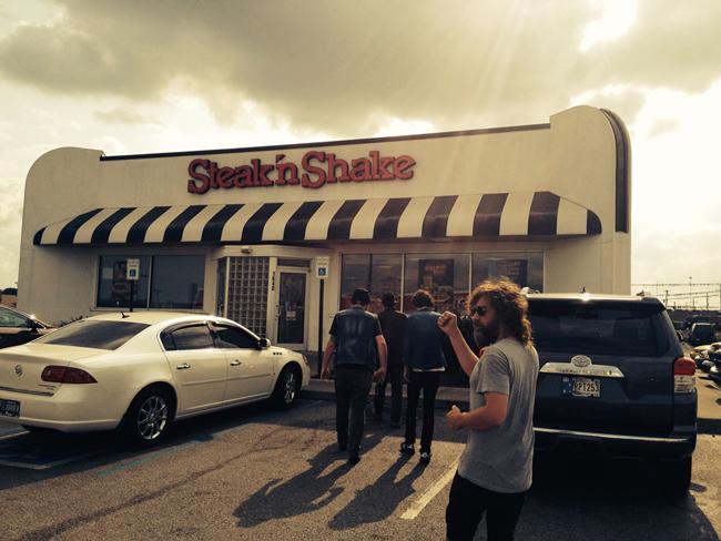 wastemen highway steak and shake