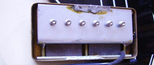 guitar supro sierra pickup